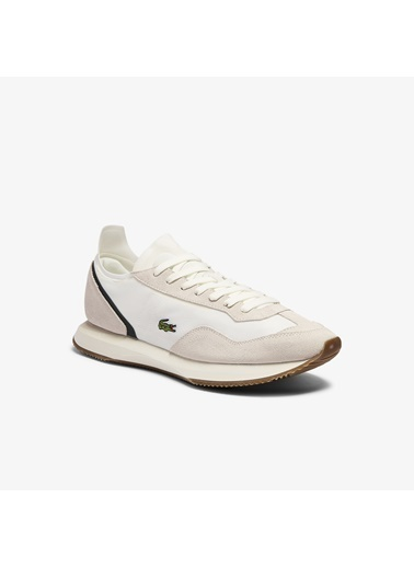 Lacoste Erkek Match Break 0721 1 Sfa Sneakers 741SMA0040.1Y5 Bej